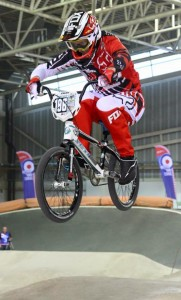 British BMX Round 1 - Scott Beaumont - Photo By Abi Taylor